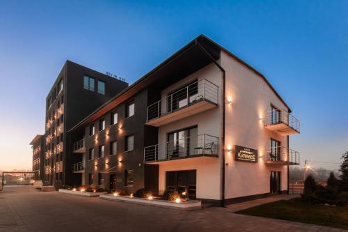 . Apartamenty Katowice