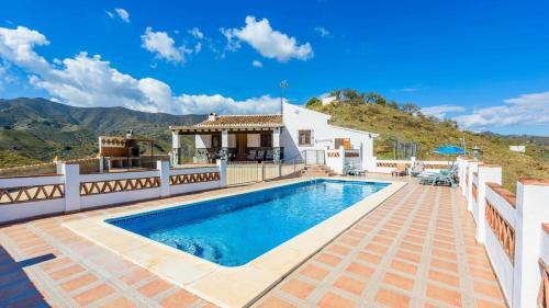 Casa Cardo El Borge - Accommodation - Almáchar