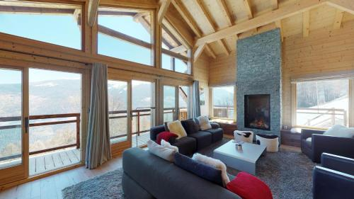 Be Cool SAUNA & LUXURY chalet 10 pers by Alpvision Résidences - Chalet - Thyon les Collons