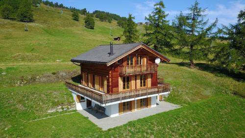 Narnia SKI IN & SKI OUT - chalet 14 pers - Chalet - Thyon les Collons