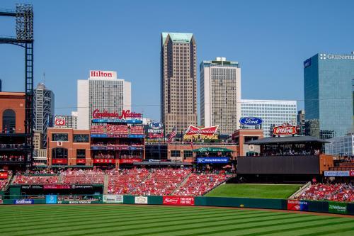 Hilton St. Louis at the Ballpark - Hotel - Saint Louis