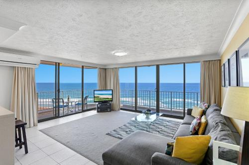 Two-Bedroom Apartment - Beachfront