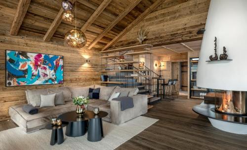 GipfelKreuzLiebe SENHOOG Luxury Holiday Homes - Chalet - Leogang