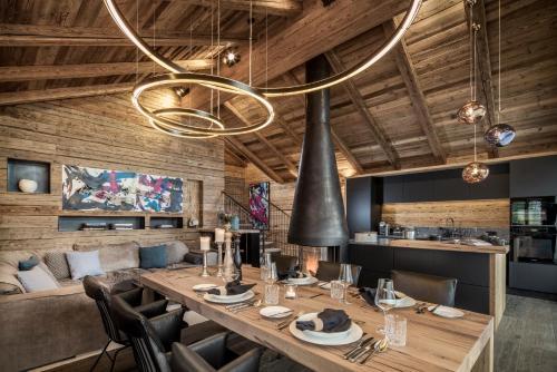 BergWärtsGeist SENHOOG Luxury Holiday Homes - Chalet - Leogang