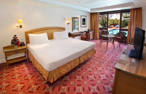 Hilton Nairobi room photos