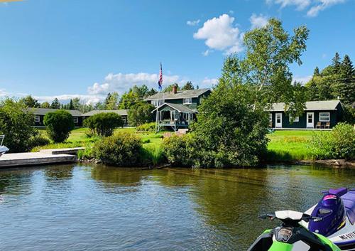 Rangeley Town & Lake