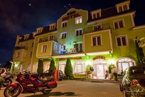 . Hotel Sen