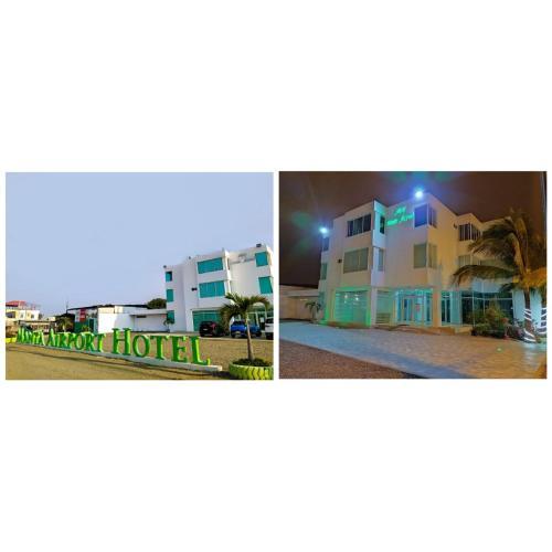 . Manta Airport Hotel