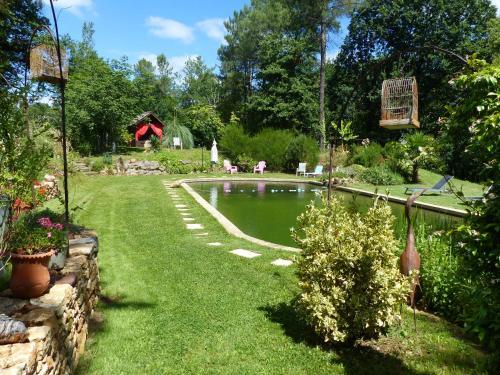 Gite Le Gros Châtaignier - Location saisonnière - Prats-du-Périgord