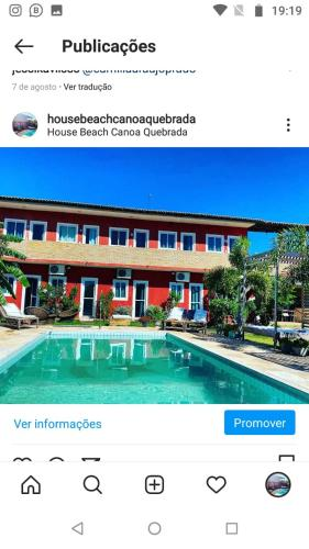 POUSADA HOUSE BEACH CANOA QUEBRADA