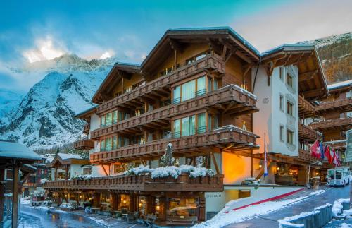 Walliserhof Grand-Hotel & Spa Saas-Fee