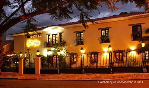 . Hotel Aranjuez Cochabamba