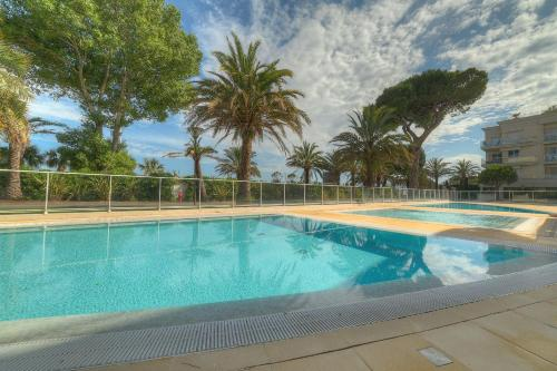 IMMOGROOM - Sea view-Terrace- Swimming-Pool - 1 min from the beach - Hotel - Cannes