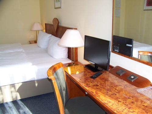Hotel Amadeus Central impression