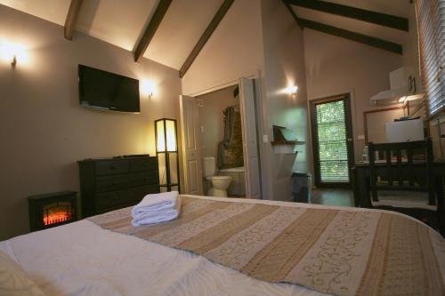 Lotus Lodges - Accommodation - Sassafras