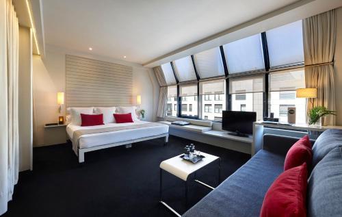 Junior Suite (1-2 Erwachsene) Hotel Miró 13