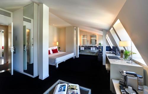 Master Suite Hotel Miró 11