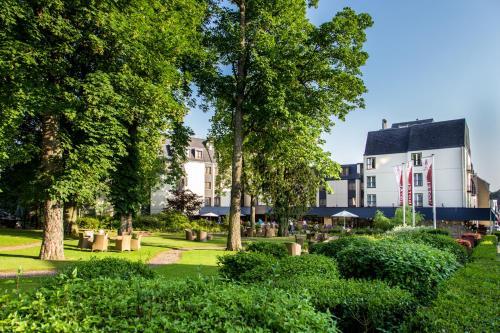 Hotel-overnachting met je hond in Hotel Schaepkens van St Fijt - Valkenburg