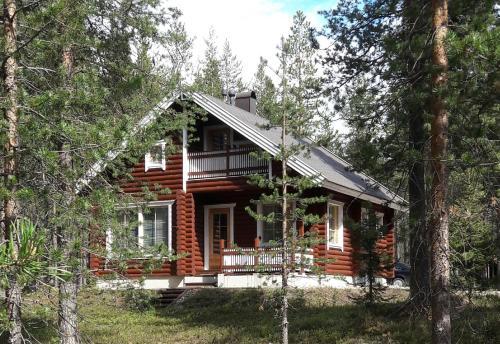 Levi President Välirakka Chalet - Accommodation - Levi