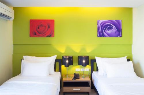 Livotel Hotel Lat Phrao Bangkok photo 4