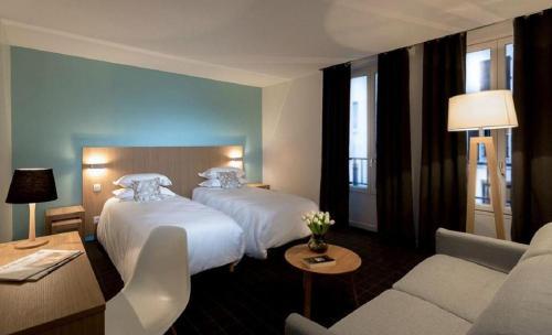 Hotel Mirabeau Eiffel - Hôtel - Paris