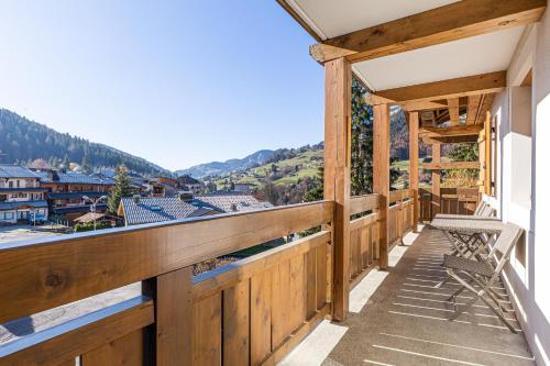 Le 217 Belle Tour - 3 chambres - au coeur du Val d'Arly - Location saisonnière - Flumet