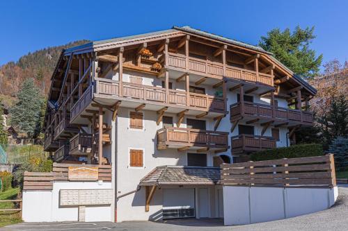 Le 217 Belle Tour - 3 chambres - au coeur du Val d'Arly - Hotel - Flumet