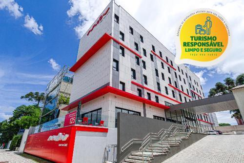 . Hotel Moov Curitiba