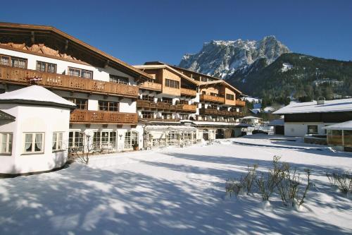 Hotel Tirolerhof**** Ehrwald