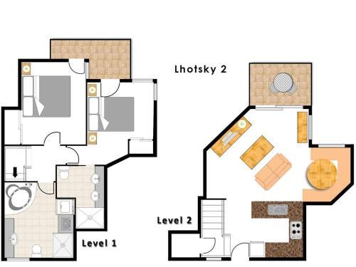 Lhotsky Apartments - Thredbo