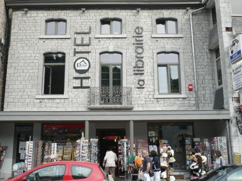__{offers.Best_flights}__ Hotel La Librairie