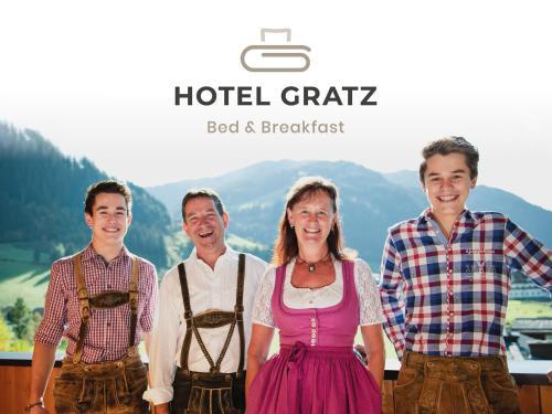 . Hotel Gratz Großarl