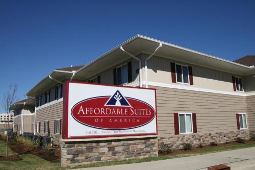 . Affordable Suites - Fayetteville/Fort Bragg