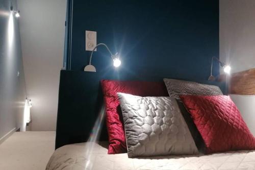 Cozy Duplex Carnot coeur de ville - Location saisonnière - Beaune