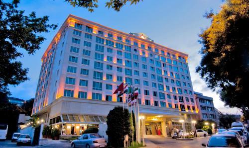Istanbul Akgun Istanbul Hotel yol tarifi