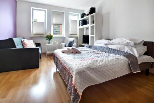 . P&O Apartments Chomiczowka
