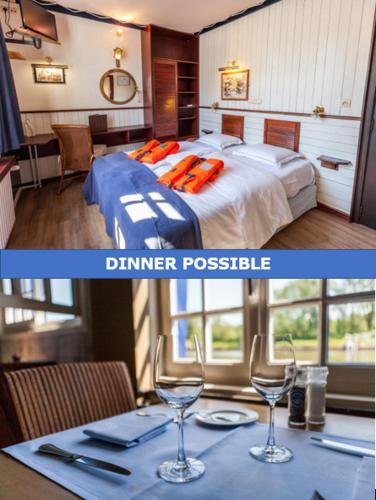 . Boat Hotel De Barge