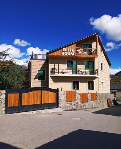 . Hotel Elite House