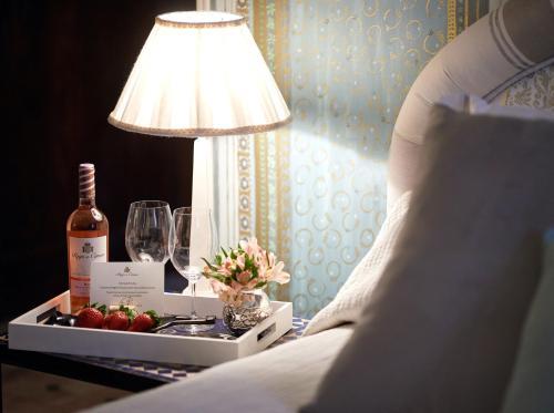 Habitación Doble Hotel Pago De Cirsus 4