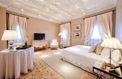 Habitación Doble Superior - 2 camas Hotel Pago De Cirsus 1