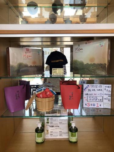 Tianlong Tea Stack