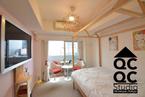 QCQC STUDIO Shibuya 1005