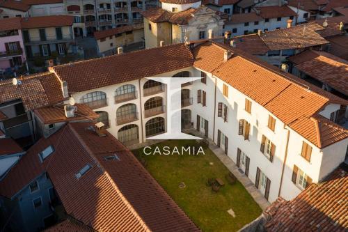 Palazzo Mia by iCasamia - Apartment - Castello Cabiaglio