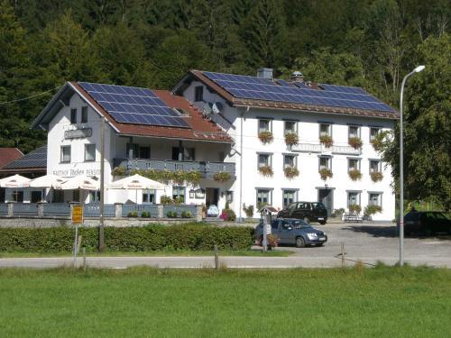 Zur Alten Dampfsage   Gasthaus Pension Weber
