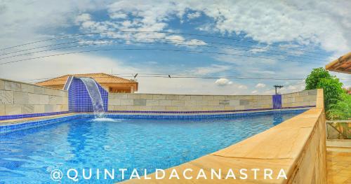Quintal da Canastra - Piscina