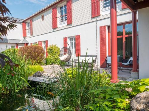 Villa Kerasy Hotel Spa - Hôtel - Vannes