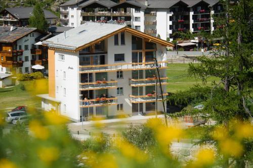 Andolla - Apartment - Saas Almagell