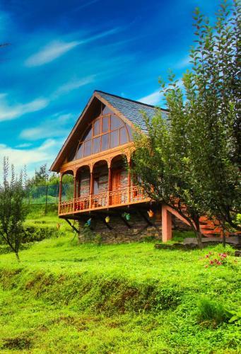 . WoodVista Cottages