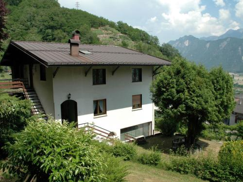 . Spacious Apartment in Levico Terme with Balcony