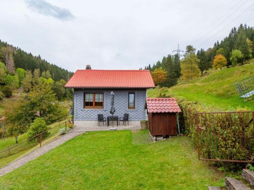 . Cozy Cottage in Langenbach Thuringia near Lake
